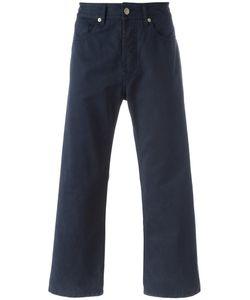 Société Anonyme   Top Regular Trousers Mens Size Medium Cotton