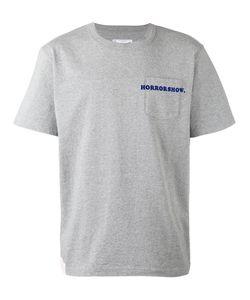 Sacai | Horror Show Emblem T-Shirt Mens Size 4 Cotton