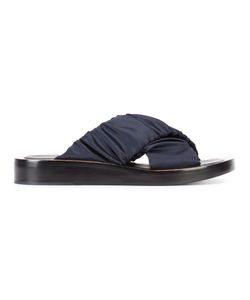 3.1 Phillip Lim | Slip-On Sandals Womens Size 7 Leather/Polyester