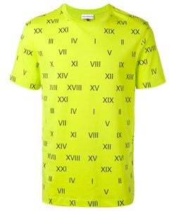 Gosha Rubchinskiy | Roman Numerals T-Shirt Mens Size Medium Cotton