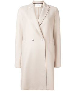 Harris Wharf London | Double Breasted Coat Womens Size 42 Wool