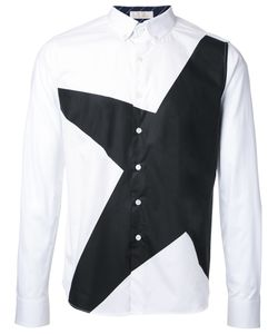 Education From Youngmachines | Star Printed Shirt Mens Size 3 Cotton