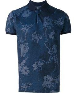 Etro | Print Polo Shirt Mens Size Xl Cotton