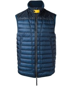 Parajumpers | Sleeveless Padded Coat Mens Size Xl Polyester/Polyamide/Feather Down