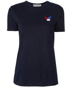 Être Cécile | Embroide Logo T-Shirt Womens Size Medium Cotton