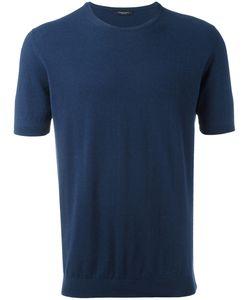 Roberto Collina | Plain T-Shirt Mens Size 48 Cotton