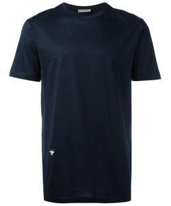 Dior Homme   Bee Embroide T-Shirt Mens Size Medium Cotton