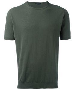 Roberto Collina | Classic T-Shirt Mens Size 50 Cotton