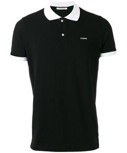 Iceberg | Rear Print Polo Shirt Mens Size Xxl Cotton