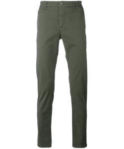 Re-Hash | Slim-Fit Trousers Mens Size 40 Cotton/Spandex/Elastane