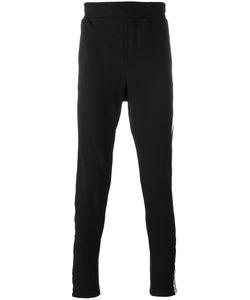 D.Gnak   Side Stripe Sweatpants Mens Size 30 Cotton/Spandex/Elastane