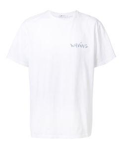 Julien David | Round Neck T-Shirt Mens Size Large Cotton