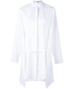 Chalayan | Handkerchief Tunic Dress Womens Size 38 Cotton