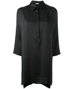 P.A.R.O.S.H. | Long Shirt Womens Size Medium Silk/Spandex/Elastane