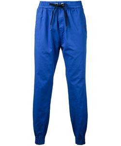 Iceberg | Drawstring Track Pants Mens Size 46 Cotton/Spandex/Elastane