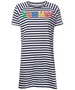 Yazbukey | Summer T-Shirt Dress Womens Size Medium Cotton/Spandex/Elastane