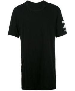 11 By Boris Bidjan Saberi | Rear Print T-Shirt Size Large