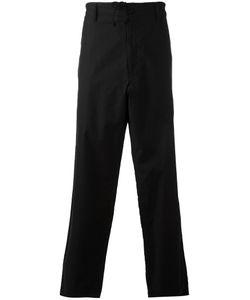 Yohji Yamamoto | Drawstring Pants Mens Size 1 Cotton
