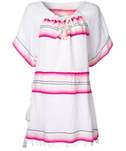 Lemlem   Striped Blouse Womens Size Small Cotton/Acrylic