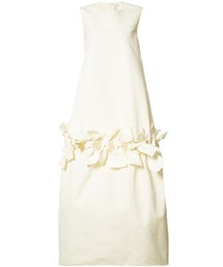Maison Rabih Kayrouz   Crispy Dress Womens Size 38 Polyester