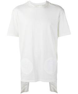 D.Gnak   Laye Angle T-Shirt Mens Size 48 Cotton