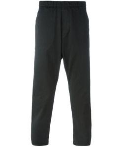 Barena   Drop-Crotch Cropped Trousers Mens Size 52 Cotton/Spandex/Elastane