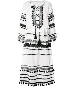 Dodo Bar Or | Malka Dress Womens Size Medium Cotton
