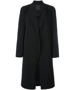 Demoo Parkchoonmoo | Long Blazer Womens Size 38 Polyester/Cotton