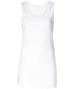 Demoo Parkchoonmoo | Laye Tank Top Womens Size 36 Polyester/Rayon