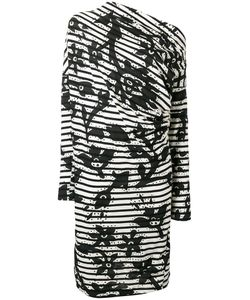 Vivienne Westwood Anglomania | Draped Dress Womens Size Large Cotton