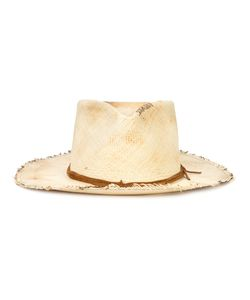 Nick Fouquet | El Rancho Hat Mens Size 57 Straw