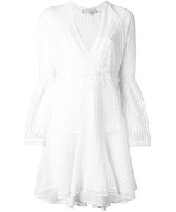 Iro | Gwen Dress Womens Size 40 Cotton/Polyamide/Spandex/Elastane