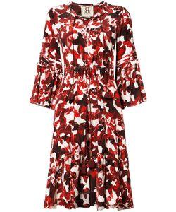 Figue   Poet Dress Womens Size Medium Silk