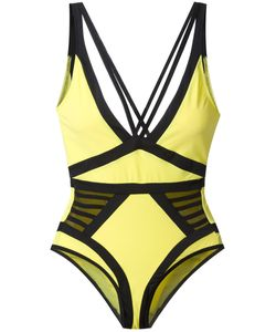 Moeva | Elle Swimsuit Womens Size Large Polyamide/Spandex/Elastane