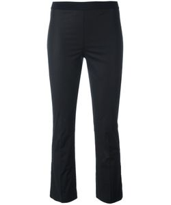 Twin-Set | Cropped Trousers Womens Size 38 Cotton/Spandex/Elastane