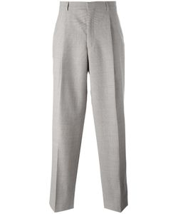 E. Tautz | Wide Leg Pleated Trousers Mens Size 30 Wool/Viscose