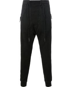 11 By Boris Bidjan Saberi | Drawstring Zipped Pockets Sweatpants Mens Size
