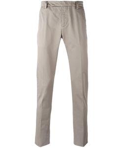 Dondup | Chino Trousers Mens Size 32 Cotton/Spandex/Elastane