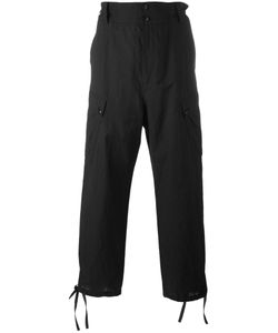 Ann Demeulemeester Grise | Joan Trousers Mens Size Large Cotton