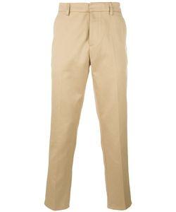 Dondup | Striped T-Shirt Mens Size 36 Cotton/Linen/Flax