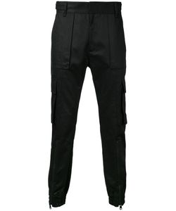 Juun.J | Cargo Trousers Mens Size 50 Cotton