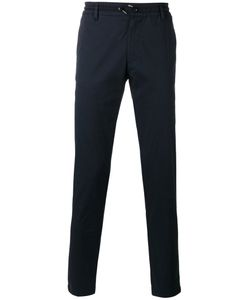 Hydrogen | Elastic Waistband Chinos Mens Size 38 Cotton/Spandex/Elastane