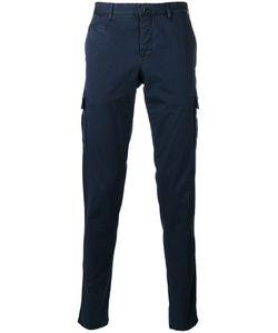Pt01 | Slim Fit Chino Trousers Mens Size 50 Cotton/Spandex/Elastane