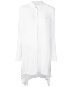 Demoo Parkchoonmoo | Long Shirt Womens Size 42 Rayon/Polyester