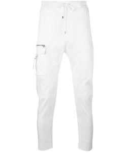 Les Hommes Urban   Thigh Pocket Drawstring Trousers Mens Size 46