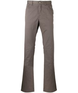 Brioni | Tape Trousers Mens Size 34 Cotton/Spandex/Elastane/Polyester