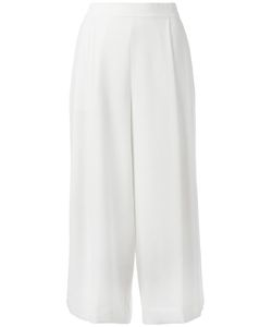 Diane von Furstenberg | Tailo Cropped Trousers Womens Size 6 Polyester/Spandex/Elastane