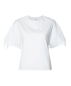 Rosetta Getty | Fla Sleeve T-Shirt Womens Size 4 Cotton