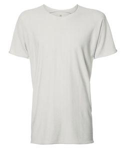 Label Under Construction | Rear Zip Detail T-Shirt Mens Size Large