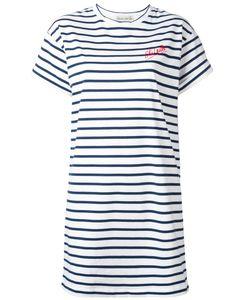 Être Cécile | Striped T-Shirt Dress Womens Size Small Cotton